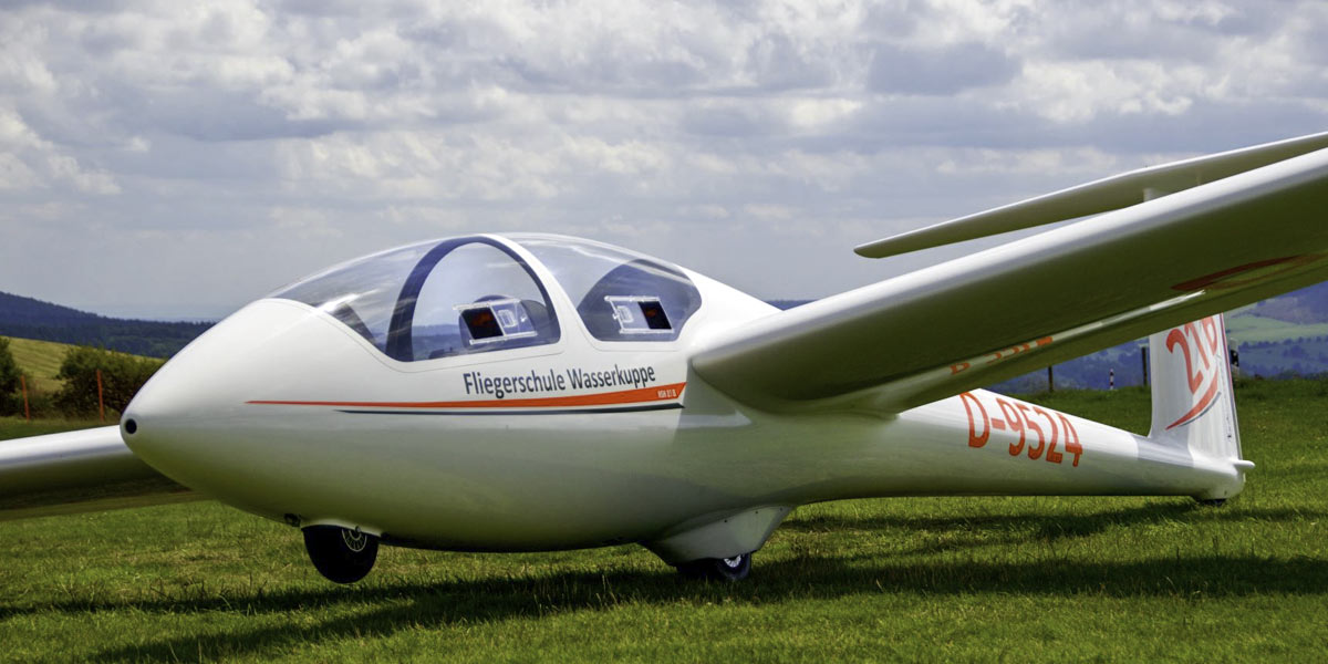 ASK21 Flugzeug
