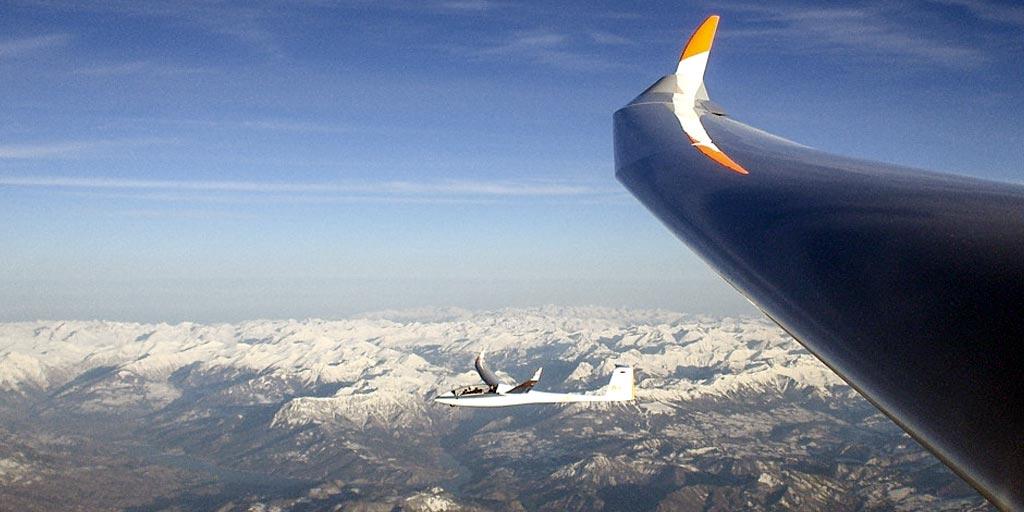 Alpin gliding Seminar Gap