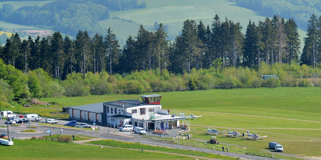 Letiště Wasserkuppe EDER