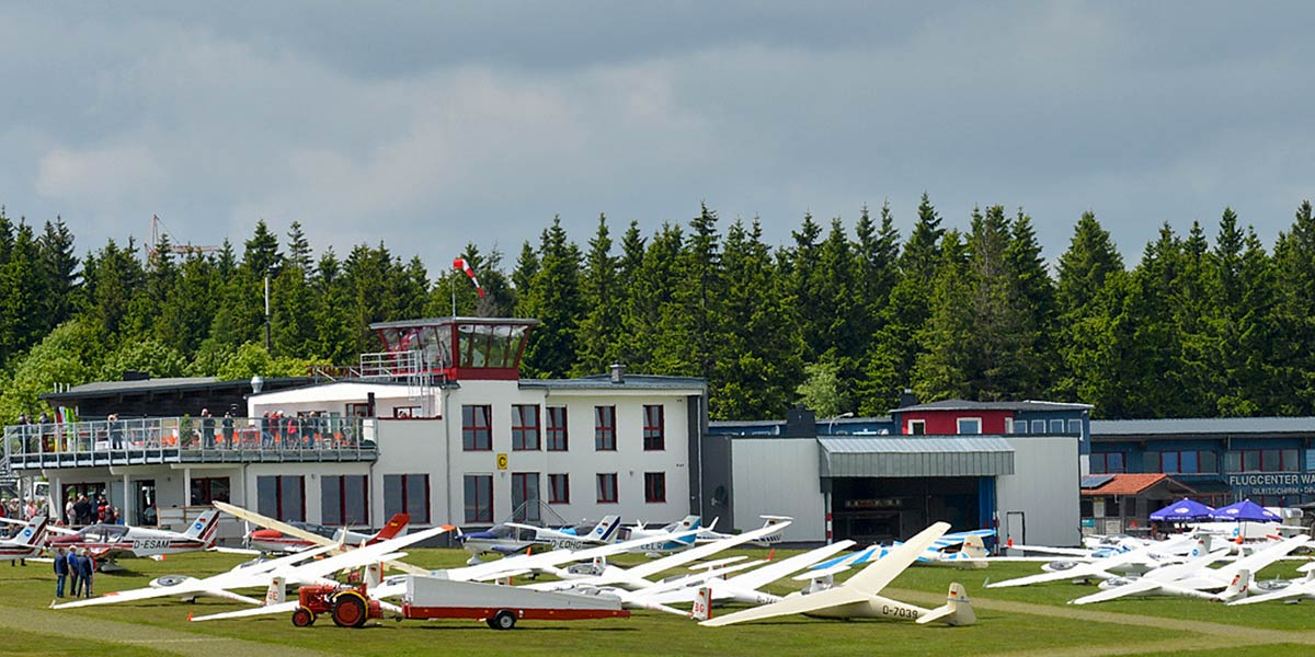 Wasserkuppe air sports center