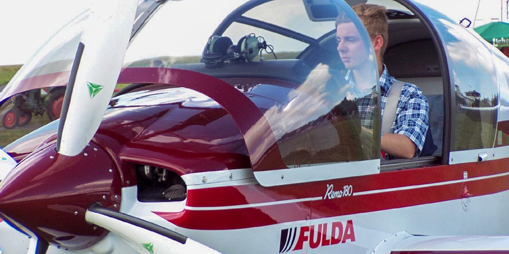 Motorflygträning