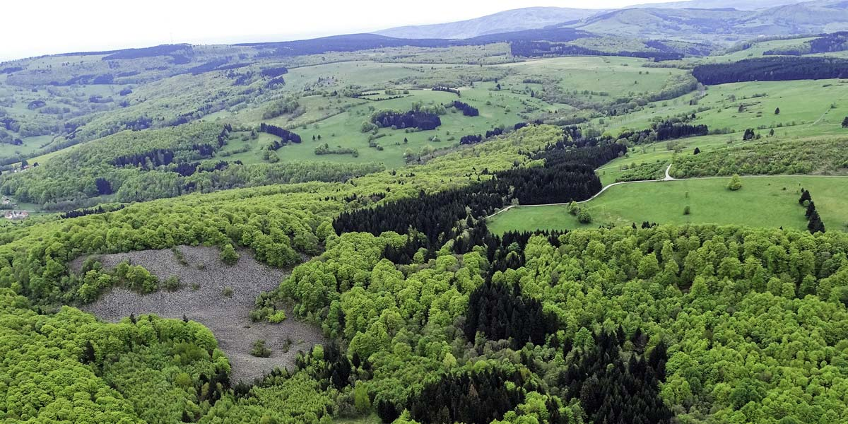 Aviation and environmental protection in the Rhön