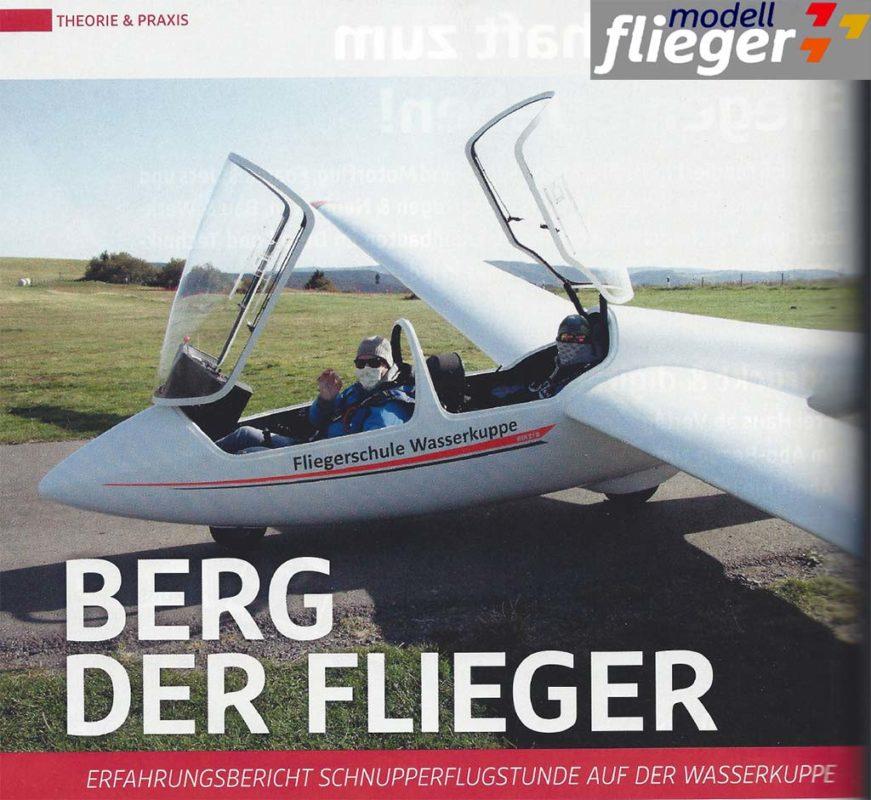 Model pilot magazine