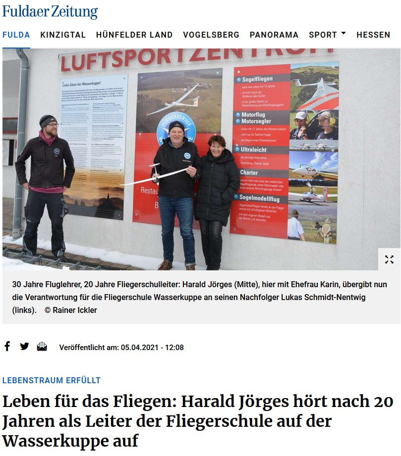 Quelle: Screenshot fuldaerzeitung.de